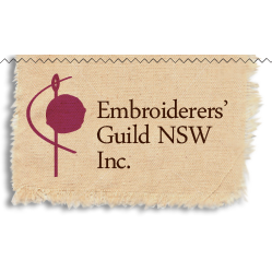 Embroiderers' Guild NSW logo