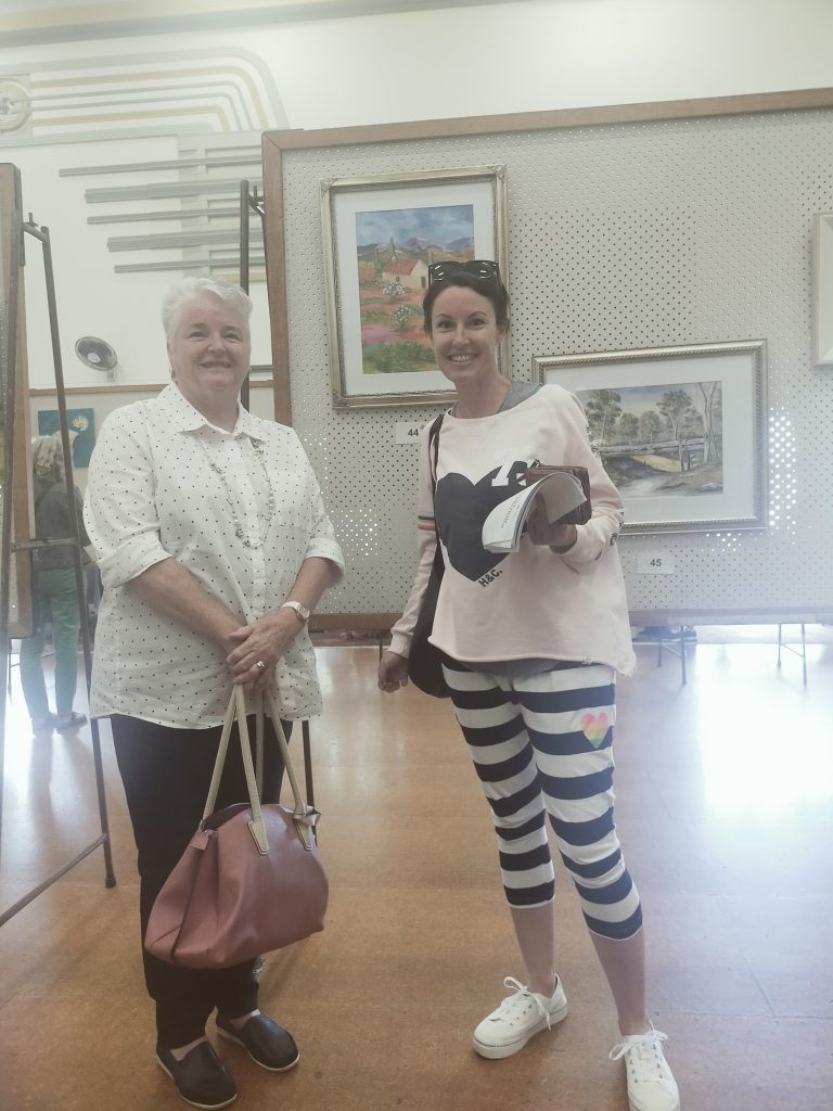 Seniors' Week Art Exhibition and Fundraising Event 2021