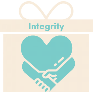 our value of integrity