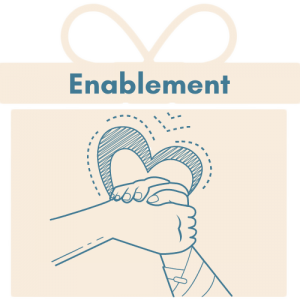 our value of enablement